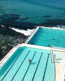 Plaża Bondi w Australii :)