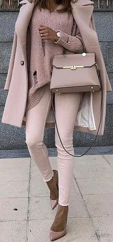 total pink look ♡