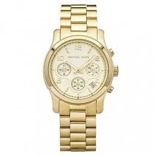 Niebanalny w całej swej prostocie zegarek damski Michael Kors MK5055 będzie zachwycającą ozdobą kobiecej ręki oraz pięknym dodatkiem każdego stroju. Wytrzymałe na niewielkie usz...