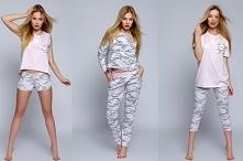 Co powiecie na moro w pastelowych barwach? Sprawdźcie nową ofertę piżamek od marki Sensis <3