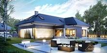Nowoczesny projekt domu HomeKONCEPT-14