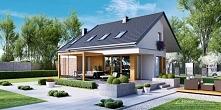 Nowoczesny projekt domu HomeKONCEPT-23