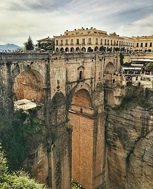 Ronda, Hiszpania :)