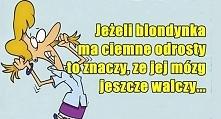 blondynka. ;)