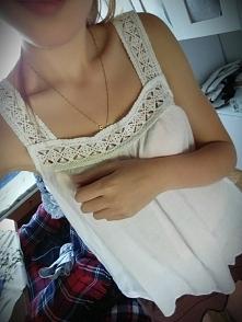 Bluzeczka z second handu :)