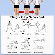 Ćwiczenia na uda :)