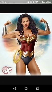 Moja motywacja. Wonder Woman <3