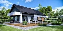 Nowoczesny projekt domu HomeKONCEPT-44