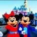 """Chciałabym zabrać Mamcię do Disneyland'u. Mam nadzieję,że cieszyłaby się  jak małe dziecko. Chciałabym zobaczyć łzy w Jej oczach,ale ze szczęścia.I żeby powiedziała,, ja chcę jeszcze raz"""";) :) #dzienmamy"""