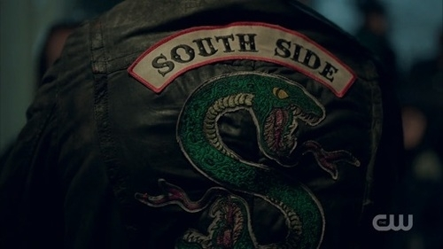 South Side Serpents Na Riverdale Zszywkapl