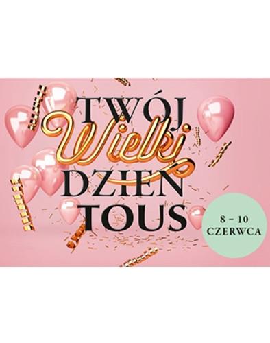 Biżuteria Tous to marzenie niemal każdej kobiety! Teraz macie okazję je spełnić ze zniżką -30% :) Sprawdźcie szczegóły na wisebears.pl