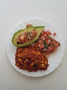 Wege obiadek w stylu meksyk...