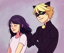Marinette x ChatNoir