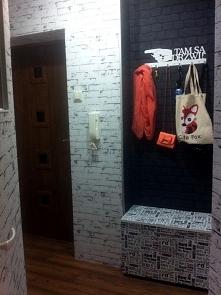 Tam są drzwi! - wieszak na ubrania - art-steel.pl