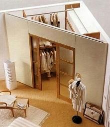 Garderoba- pomysł