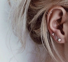Chciałabym na urodziny zrobić sobie piercing typu helix taki jak jest pokazany na zdjęciu. Czy ktoś z Was posiada taki? Jakie macie doświadczenia i opinie związane z przekuwaniem?