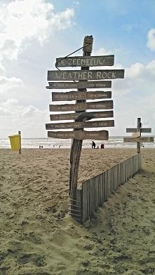 Noordwijk w Holandii i plażowe wskazówki :D