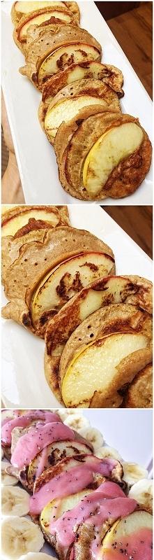 racuchy pełnoziarniste z jabłkiem 681 kcal na całość dania: BTW:24, 23,95. w 100G jest tylko 156 kcal. przepis -100 g maki pełnoziarnistej, jedno jajko, 60 g banana(pół banana) ...