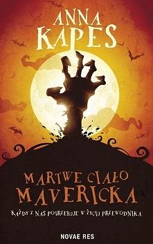 Martwe ciało Mavericka jest humorystyczną powieścią, w której zderza się fantastyka z odrobiną normalności. Tytułowy bohater zmaga się ze swoim pośmiertnym życiem, zauroczony pe...