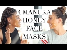 Manuka Honey Face Masks For...