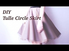 DIY Tulle Circle Skirtㅣmade...