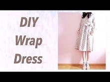 DIY Wrap Dressㅣmadebyaya