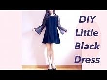 DIY Little Black Dressㅣmade...