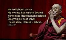 Moja religia.
