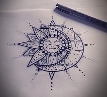Fajny pomysł na tatuaż :)