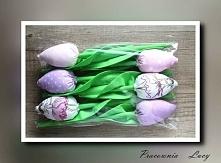 poza schemat - tulipany bal...