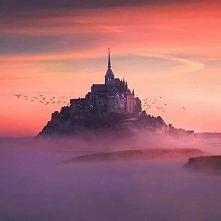 Mont Saint Michel, Francja :) <3
