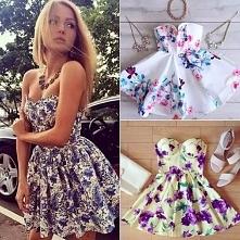 letnie sukienki na letnie d...