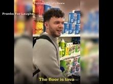 ZABAWA-Ziemia to lawa-Ci ludzie grają to wszędzie!!!