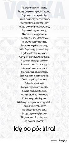 piękny wiersz