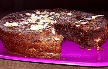 Pyszne i proste czekoladowe ciasto z cukinią! Niebo w gębie <3 Moja nagrod...