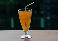 Przepis na lemoniadę rabarb...