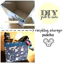 Recykling pudełka