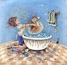 kiedy przyjdzie ci ochota wykąpać kota