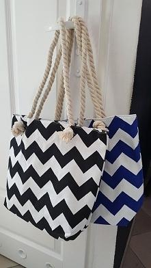 plażowe torebki w najmodniejszych wzorach Fb/ Atelier Torebek wysyłka 24h