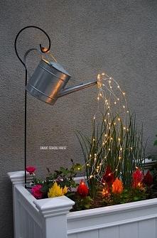 Śliczna ozdoba do ogrodu :)