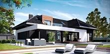 Nowoczesny projekt domu HomeKONCEPT-13
