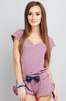 Makashi MKB101 koszulka Modna damska bluzka nocna, bluzka z krótkim rękawkiem...