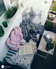 #poduszki #poduszka #knotpillow #decorations #róż #pink #design #inspiracje #...