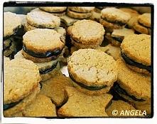 Kruche ciasteczka jęczmienne (po przepis, kliknij na fotkę)
