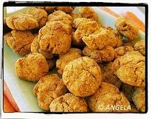 Ciasteczka marchewkowo-kokosowe (po przepis, kliknij  na fotkę)