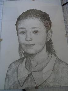 Rysunek A5 - Martynka