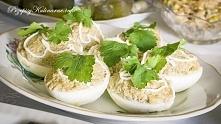 Nadziewane Wielkanocne jajka