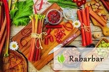 Rabarbar - coś smacznego i zdrowego :)