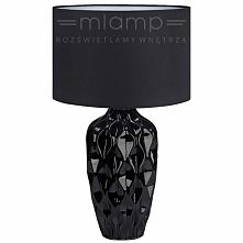 Ceramiczna lampka biurkowa ANGELA - dostępna w =mlamp=  Prezentowane oświetle...