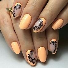 Soczyste kolory na paznokci...
